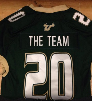 USF The Team Jersey