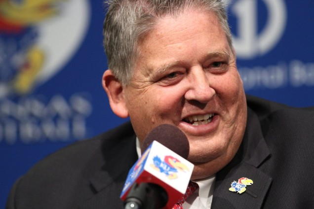 Why was Charlie Weis Fired from Kansas