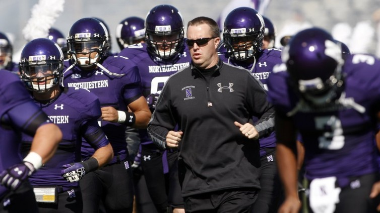 Pat Fitzgerald's Coaching Tree and History