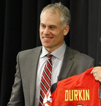 What is D.J. Durkin Doing Now?