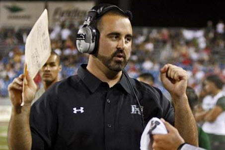 Nick Rolovich's Coaching Tree and History