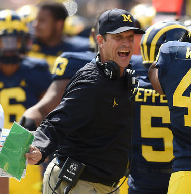 Jim Harbaugh's Coaching Tree and History