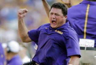 Ed Orgeron's Coaching Tree and History