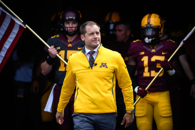 P. J. Fleck's Coaching Tree and History