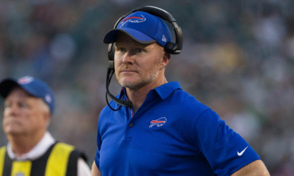 Coach Sean McDermott Coaching Tree & Rating