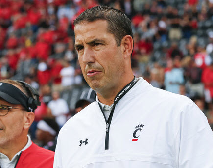 Luke Fickell's Coaching Tree and History