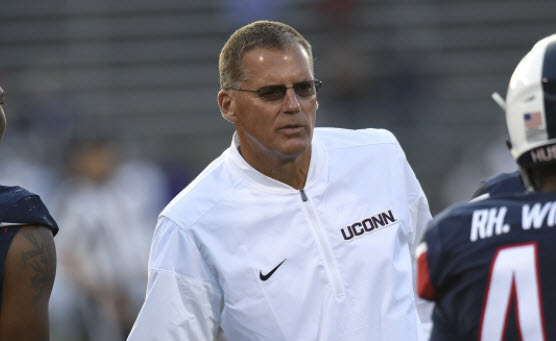 Is Coach Randy Edsall on the Hot Seat?