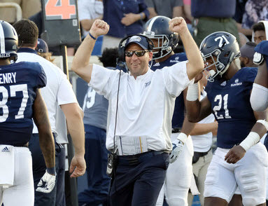 Chad Lunsford's Coaching Tree and History