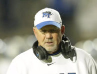Is Coach Rick Stockstill on the Hot Seat?