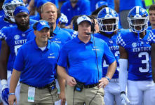 Mark Stoops's Coaching Tree and History