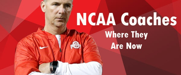 Which NCAA coaches have been fired so far?